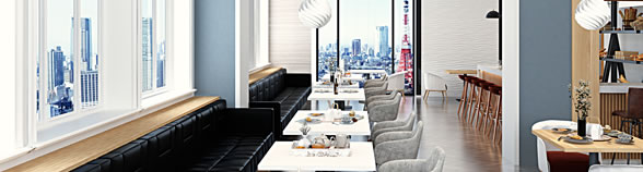 飲食店の売上げアップ確実な店舗設計を経験豊富な知識で無料提案!